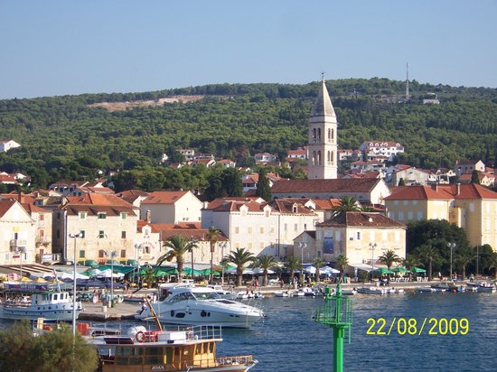 Split, Croacia: Supetar, Croatia