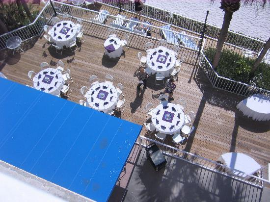 Doubletree Beach Resort By Hilton Tampa Bay North Redington Wedding That Was On