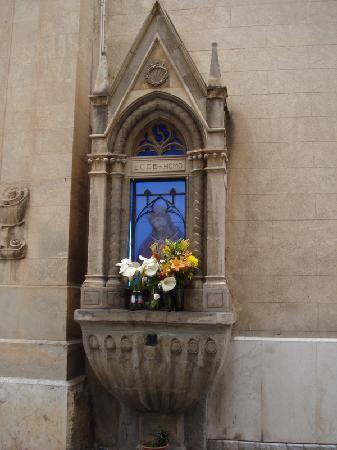 Chiesa del SS. Sepolcro: Chiesa del SS Sepolcro - l'Hecce Homo