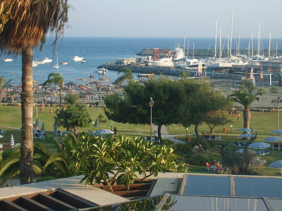 St Raphael Resort: Lovely view