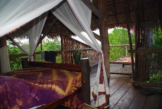 Tree House Inside For Chole Mjini Lodge My Tree House Inside Foto Van Lodge Mafia Island