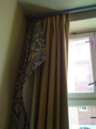 Thon Hotel Spectrum: curtains