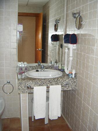 Servigroup Marina Mar: baño