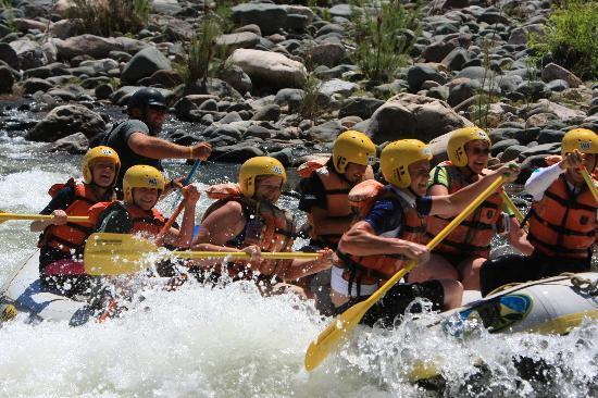 Arizona Rafting by Wilderness Aware: Fun!