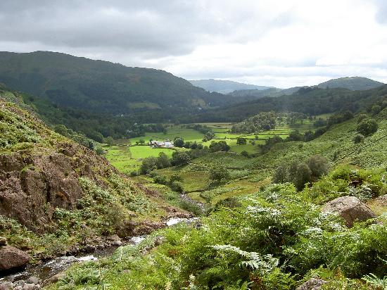 Lewis's: Grasmere from Easedale