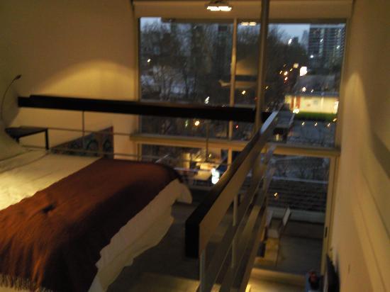Hollywood Suites & Lofts: palermo loft - sleeping area