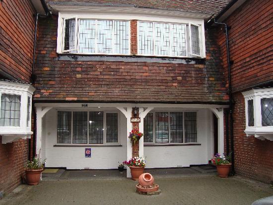 Martel Guest House: Vista della Guest House