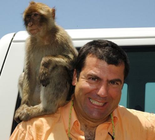 Apes Den: Gibraltar 2007