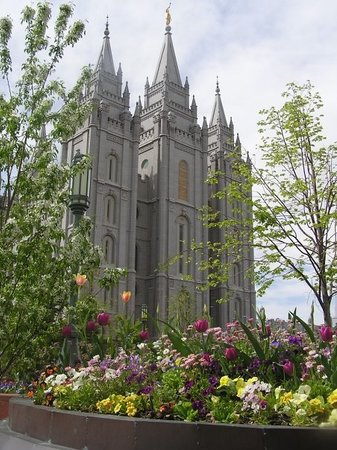 Salt Lake City, UT: LDS Church