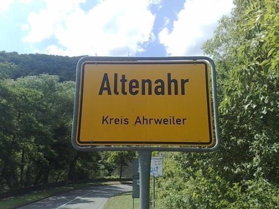 Altenahr im Kreis Ahrweiler an der Ahr Picture of