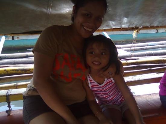 San Juanico Strait, Tacloban, Philippines