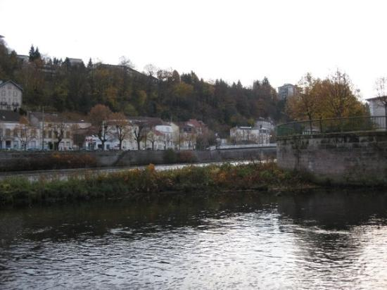 Epinal, France: Moselle River