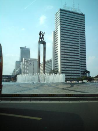 """Say hello to Jakarta"" 