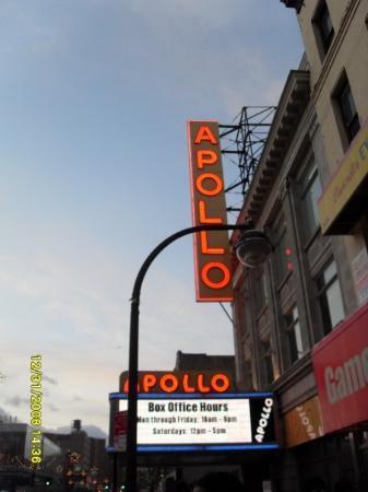 Apollo Theater: The Apollo. New Years Eve.