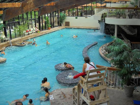 Minerals Hotel Heated Pool Pictures
