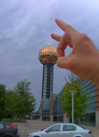 Sunsphere Tower - Knoxville, TN.