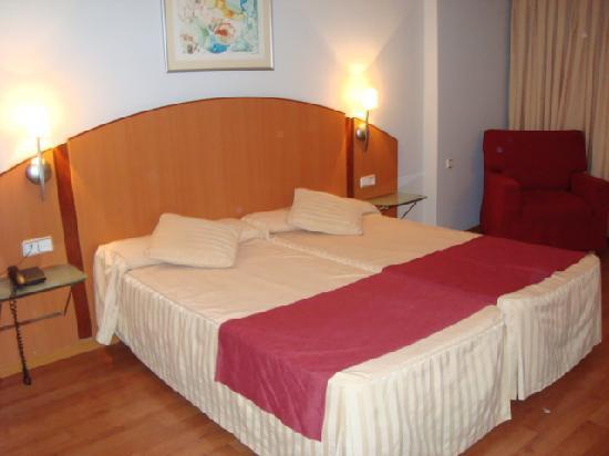 Alcoy, España: Beds