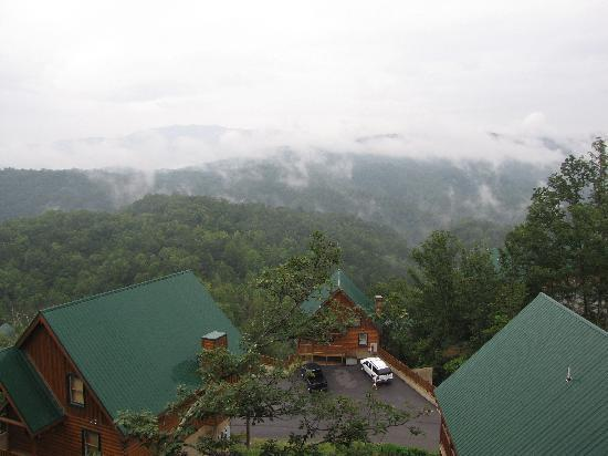 Sherwood Forest Resort: Smoky Mnt View