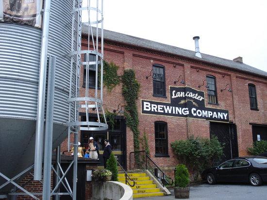 Lancaster Brewing Company: Exterior