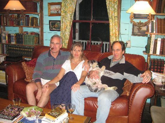 Vineyard Haven, MA: The good Life