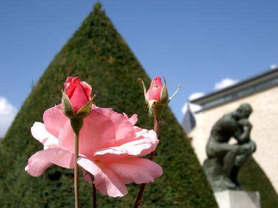 Paris, France: The Thinker - Rodin Sculpture Garden