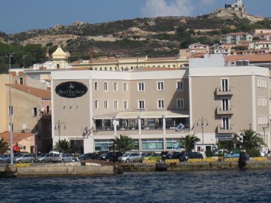 Hotel Excelsior : Hotel Front