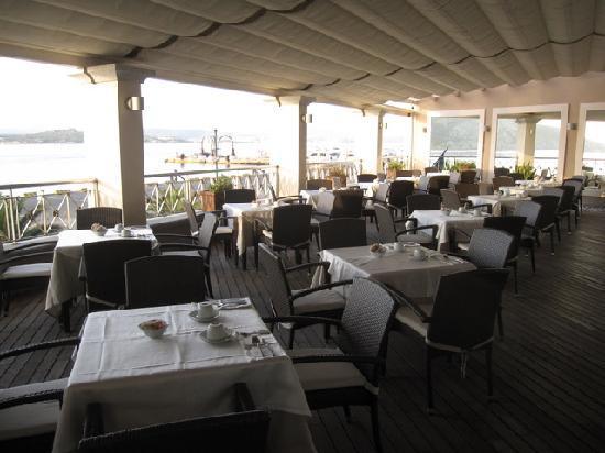 Hotel Excelsior : Breakfast Room/Terrace