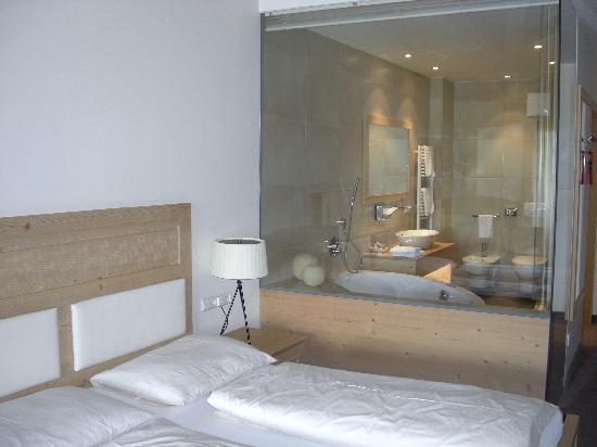 Hotel Lanerhof: Suite Coccole
