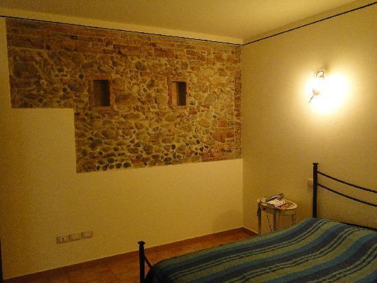 Casolare dei Fiori: chambre
