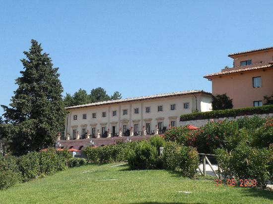 San Casciano dei Bagni, Italia: l'hotel