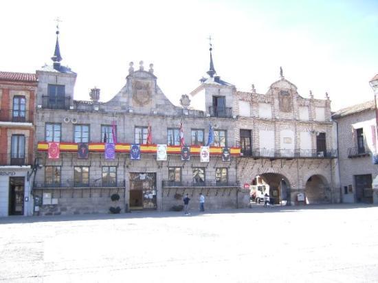 Ayuntamiento de medina del campo valladolid picture of - Spa en medina del campo ...