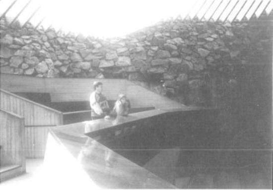 ร็อคเชิร์ช: The wonderful Temppeliaukion Kirkko at Helsinki, a church excavated directly in the rock