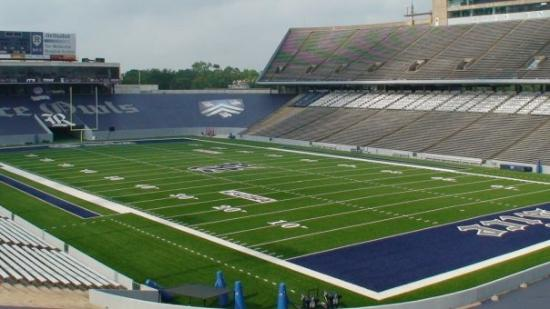 Rice University Football Stadium Picture Of Houston