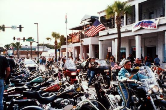 Biketoberfest Daytona Beach Fl 2001