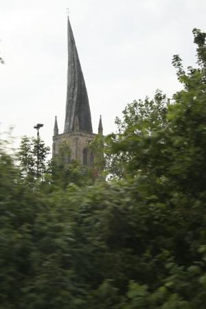 Честерфилд, UK: Chesterfield