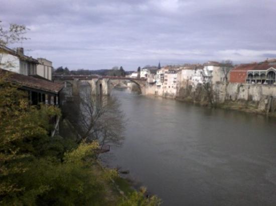 Villeneuve-sur-Lot, ฝรั่งเศส: Ponts des Cieutats