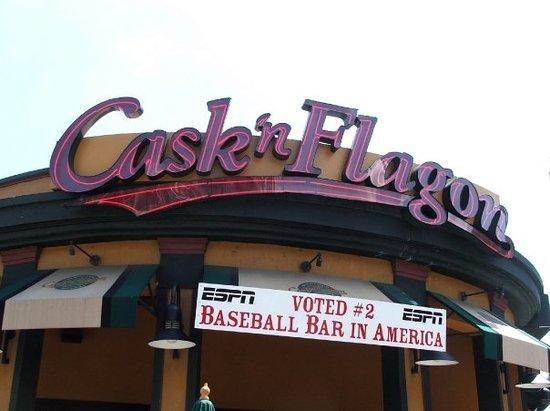 Cask N Flagon Boston Fenway Kenmore Menu Prices Restaurant Reviews Tripadvisor