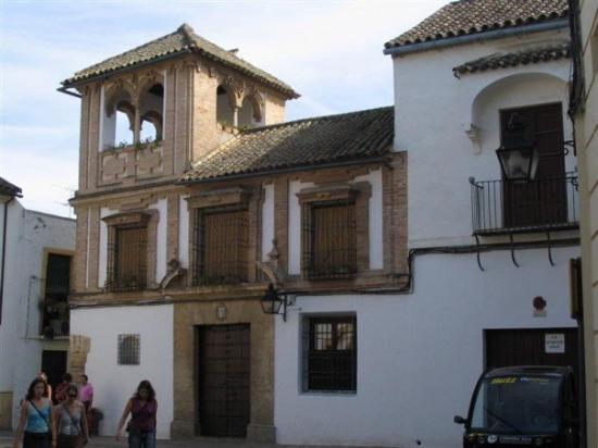 walkin in the rain . . - Picture of Jewish Quarter (Juderia), Cordoba - TripA...