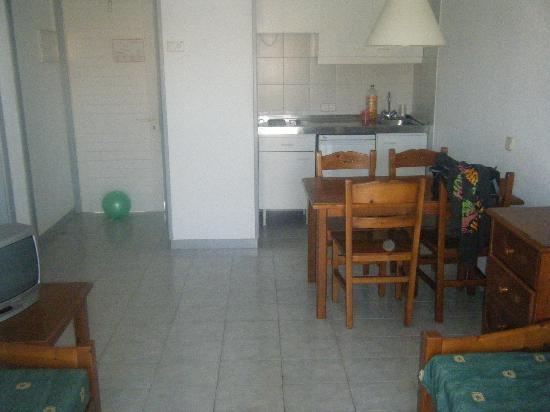HSM Calas Park: kitchenette