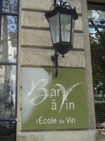 Foto de Bordeaux Wine School (Ecole du Vin)