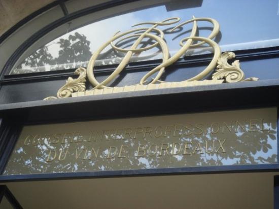 Bordeaux Wine School (Ecole du Vin): Bar à Vin; l'Ecole du Vin