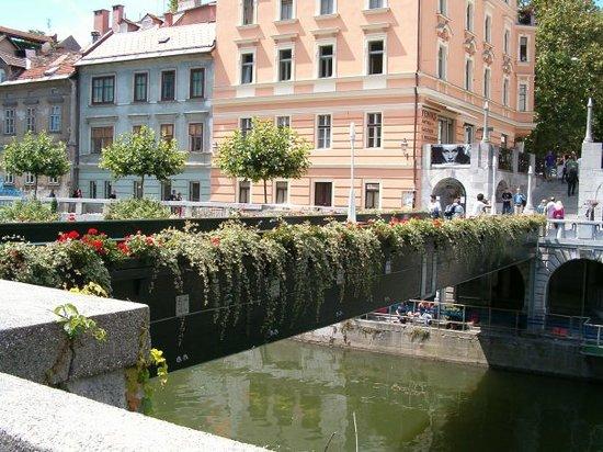 River Ljubljanica Kanal