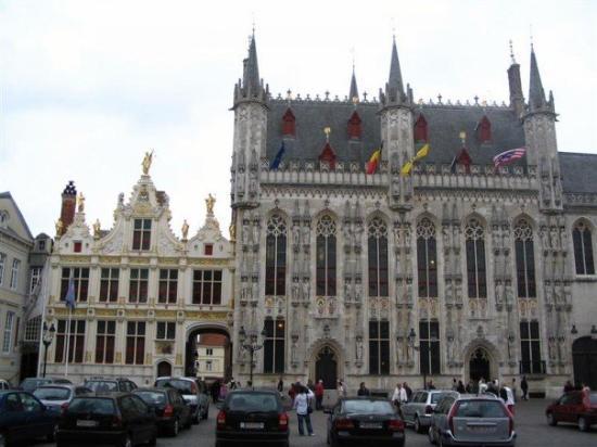 ทาวน์ฮอลล์: Brugge, the Stadhuis