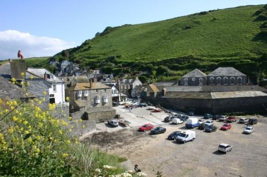 Port Isaac (Doc Martin filmed here)