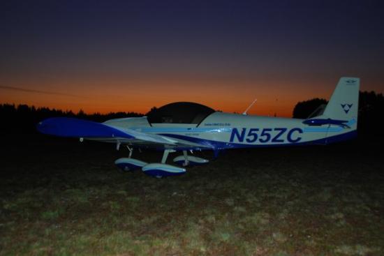 Sidnaw, MI: Jay aka Tron Guys airplane