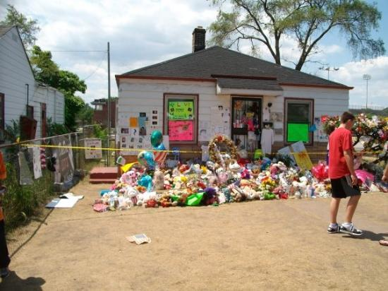Gary, Indiana - Michael Jackson's childhood home