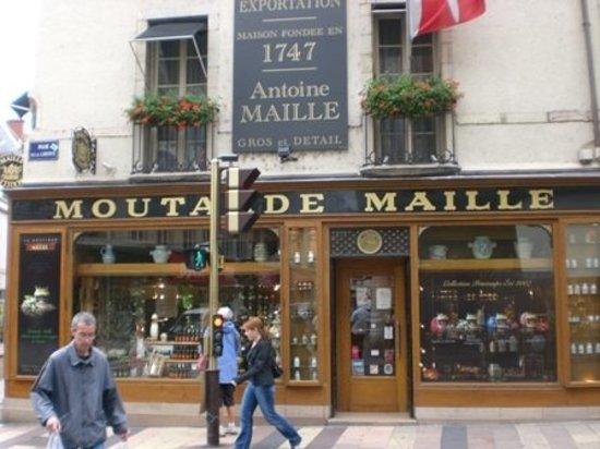 "La Boutique Maille : Das ""Senfhaus"" in Dijon"