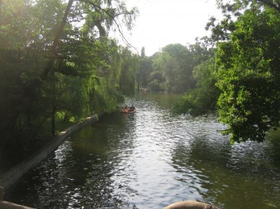 Cismigiu Gardens : Grădina Cişmigiu