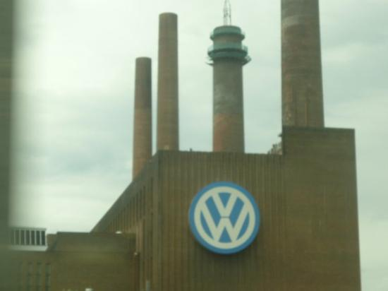 ‪‪Wolfsburg‬, ألمانيا: wolfberg.the city of vw‬