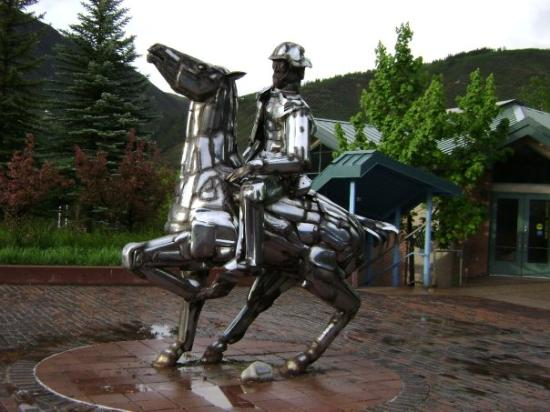 The John Denver Sanctuary: John Denver Memorial